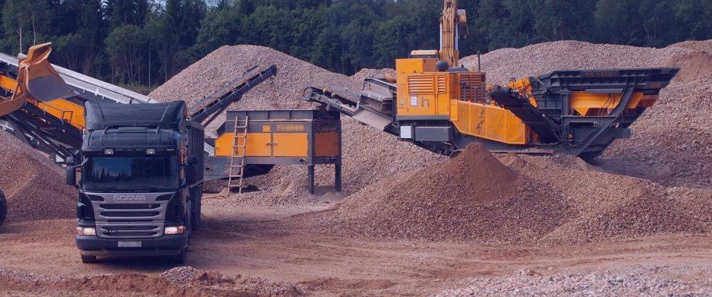 Песоконлайн. рф - поставка нерудных материалов