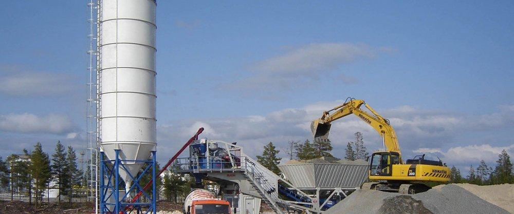 Завод «Молодой Ударник» – производство бетона и раствора
