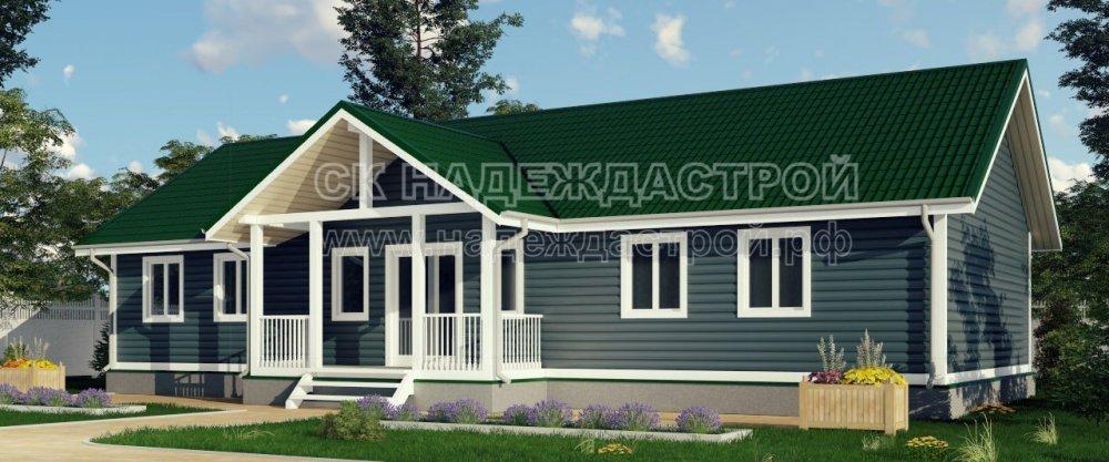 Строительство брусовых и каркасных домов и бань