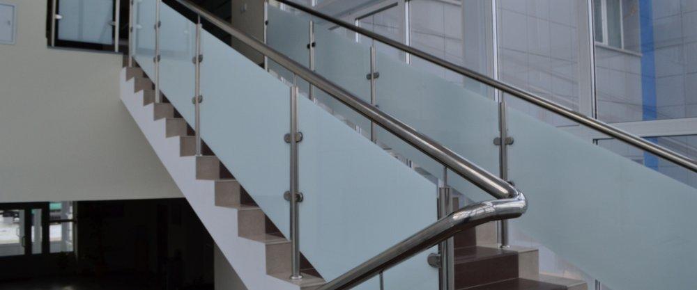 ООО ЭСТЕТИКА -изготовление конструкций из стали и стекла