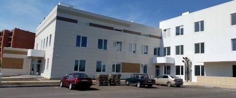 Масштабный проект «Металл Профиль»: медицинский центр в Томске