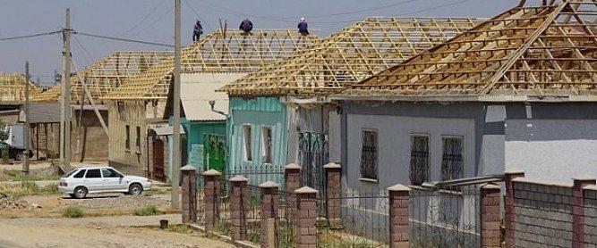 Компания Металл Профиль помогает восстанавливать дома в Казахстане