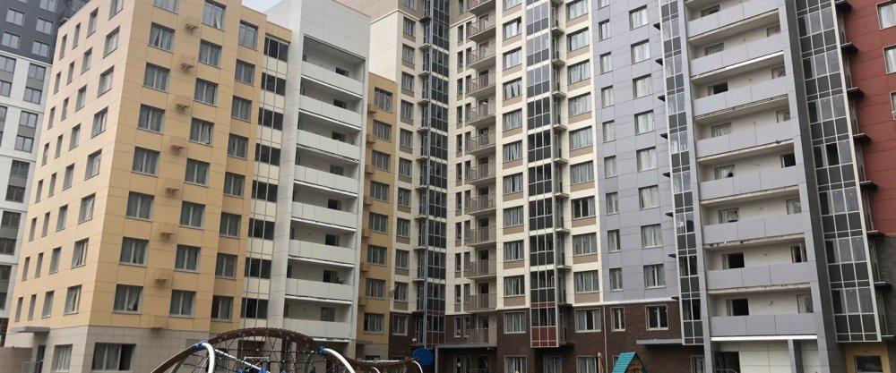 UP-квартал «Скандинавский» Корпус 2 - МО, Мытищинский район, Бородино