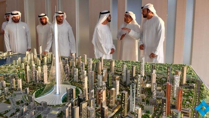 безопасность-Дубая
