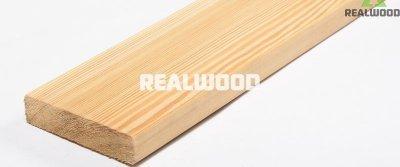 Пиломатериалы и заготовки из дерева: палубная доска