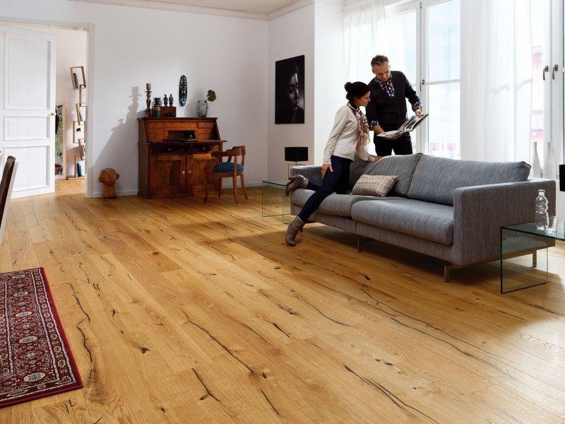 Как выбрать деревянные полы?
