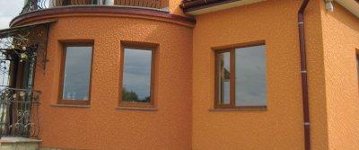 Особенности и критерии выбора фасадной краски и штукатурки