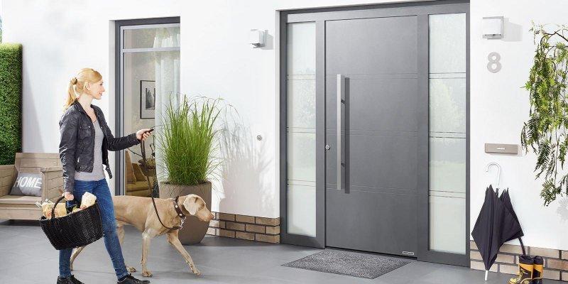 Какими бывают входные двери: типы конструкций, материал и защита
