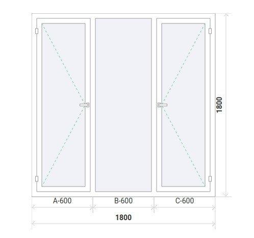 Онлайн калькулятор окон и дверей. Как получить точный расчет стоимости окон
