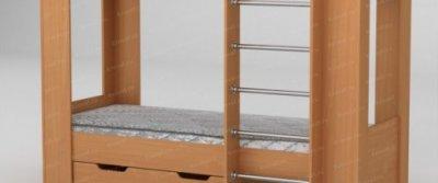 Правила выбора двухъярусной кровати