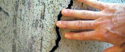 Трещины в стенах из газобетона. Как избежать?