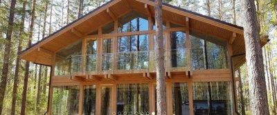 Строительство домов по технологии фахверк: основные правила и секреты