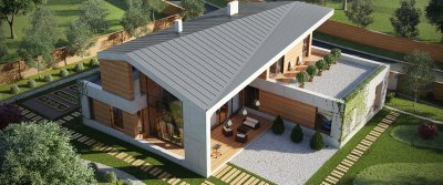 Сколько стоит дом построить?