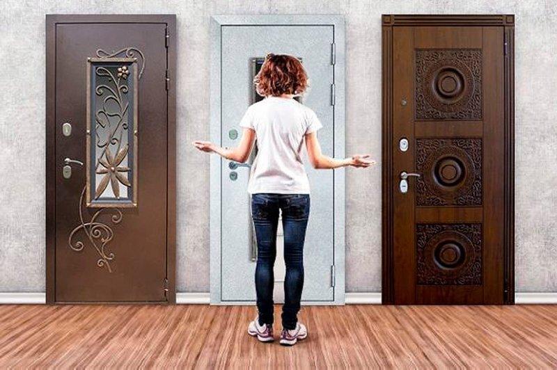 Как выбрать стальные входные двери
