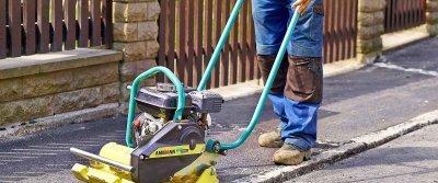 Виброплита: профессиональный инструмент для строительства и ремонта