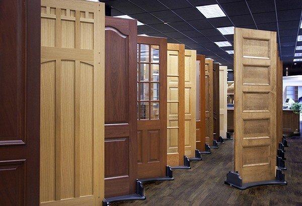 Разновидности дверей по типу механизма и материалу