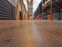 Заливка бетонных полимерных промышленных полов