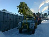 Автовышка АГП-18, высота 18м, заказ-услуги-аренда в Приморске