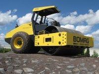 Каток грунтовый BOMAG «BW216 D-40»