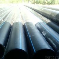 Трубы полиэтиленовые для водоснабжения