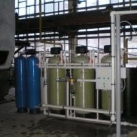 Водоподготовка для котельной от 1,5 до 100 м3/сутки