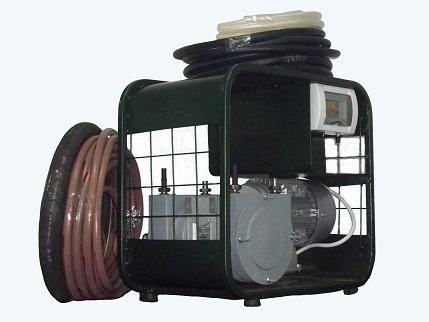 Пеногенератор Поток-12 для производства теплоизоляционного материала пеноизол (меттэмпласт)