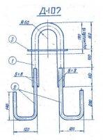 Закладные детали для железобетонных конструкций от компании ЮгПромМетиз