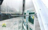 """Теплица """"Венера"""" 25*25 мм с шагом 1 метр"""