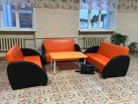 Мягкая мебель для офиса и других административных объектов