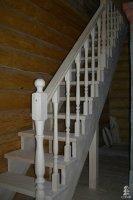 Лестница из сосны ПМ
