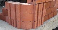 керамзитобетонный блок с фаской стеновой усиленный