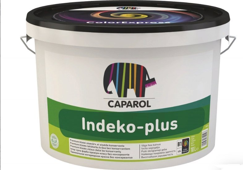 CAPAROL CAPAMIX AMPHIBOLIN BAS 1 суперкраска универсальная, износостойкая, влагостойкая, VIP (10л)