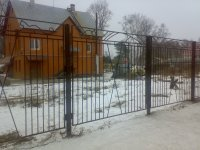 Заборы, ворота