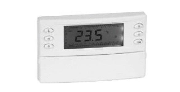 Термостат комнатный, Magictime, 230 В, монтаж-наружный
