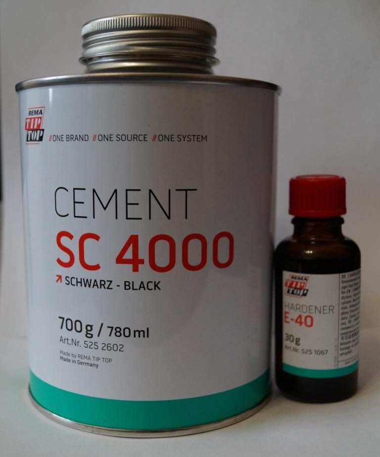Клей tip top cement SC 4000, отправка по РФ,