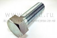 Нержавеющие болты М20-48х80-300мм сталь А2, А4, 12Х18Н10Т, 20Х13