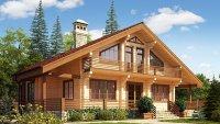 Cтроительство деревянных домов.