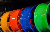 Порошковая окраска дисков, Домодедово