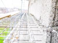 Базальтовая сетка для кладки Rockmesh 100х100мм