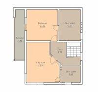Строительство домов и коттедже! Пример - дом 218 кв.м.