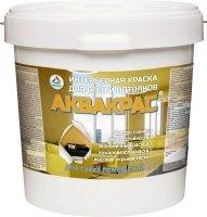 Аквакрас — интерьерная краска для стен и потолков в сухих помещениях, 20кг