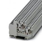 Двухъярусная пружинная клемма - STTB 2,5-PT100 MD - 3035564 Phoenix contact