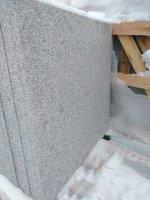 Гранитная плитка Белла Вайт 600*600*30 mm