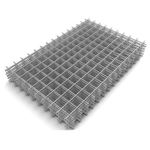 Сетка сварная яч 100х100 (2,2мм) карта 1х2м