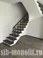 Лестницы монолитные бетонные