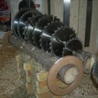 Дисковые пилы TTH для продольной распиловки мягких и твердых пород древесины с напайками НМ