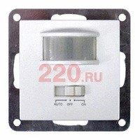 Датчик движения скрытой установки для помещений (бел.) LK60 - 867704