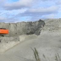 Песок технологический (намывной) карьера «Оз. Андреевское»