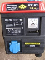Плата инверторного генератора DDE DPG1101i