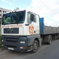 Аренда длинномера и манипулятора, крана 6 - 13,6 метров в Нижнем Новгороде.